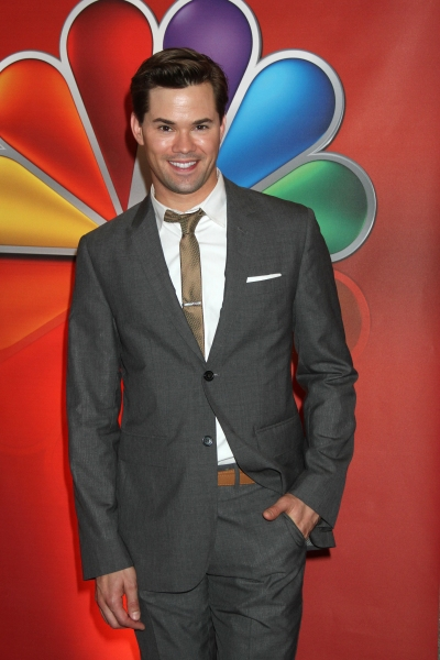 Photo Flash: Theatre Stars at the 2012 Upfronts!