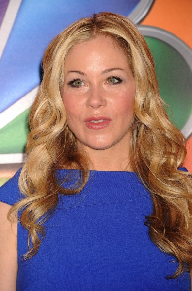 Christina Applegate at Theatre Stars at the 2012 Upfronts!