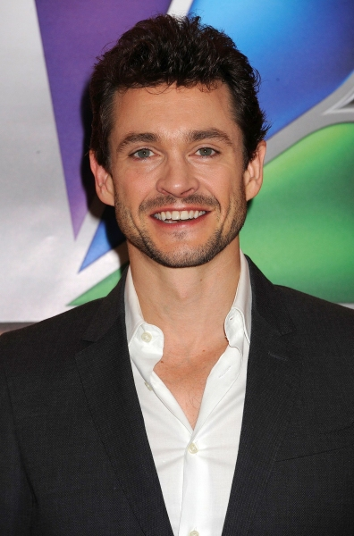 Hugh Dancy at Theatre Stars at the 2012 Upfronts!