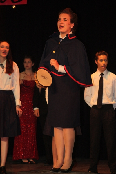 Photo Flash: Paso Robles High Theatre Co. Presents GUYS AND DOLLS, 5/18-5/20
