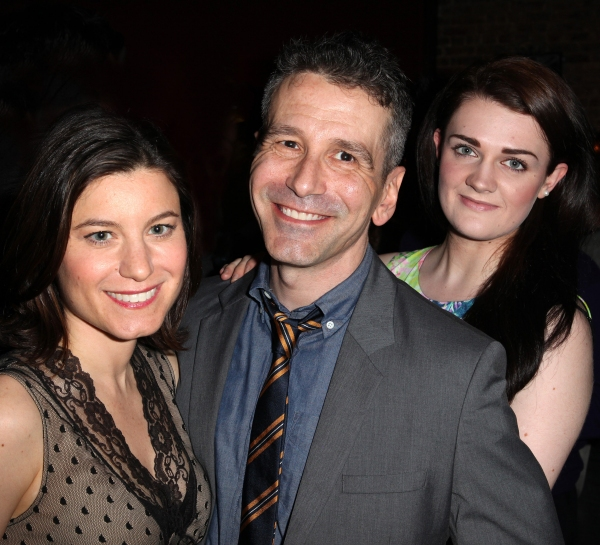 Photo Coverage: Inside the 2012 Drama Critics Circle Awards Ceremony!