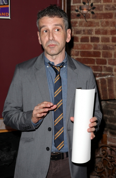 David Cromer  at Inside the 2012 Drama Critics Circle Awards Ceremony!