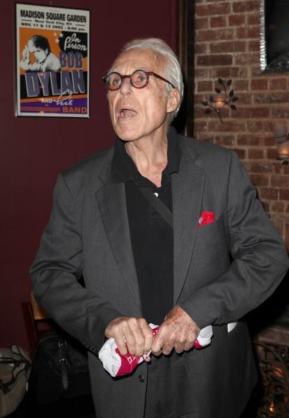 John Guare  at Inside the 2012 Drama Critics Circle Awards Ceremony!