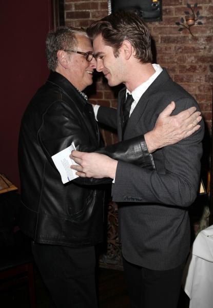 Andrew Garfield & Mike Nichols