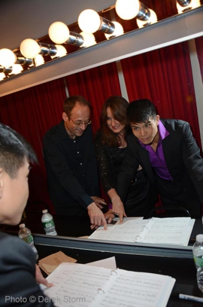 Photo Flash: Telly Leung Brings PLAYLIST to Birdland!