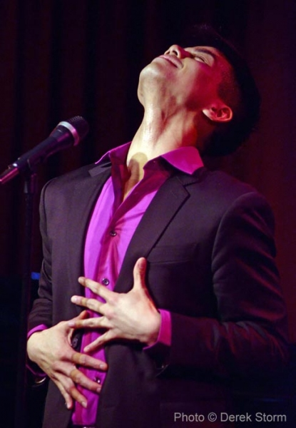 Photo Flash: Telly Leung Brings PLAYLIST to Birdland!