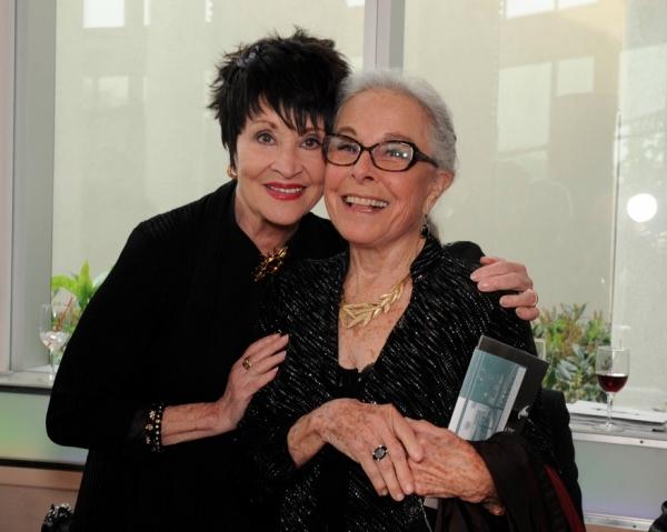 Chita Rivera and Marge Champion Photo
