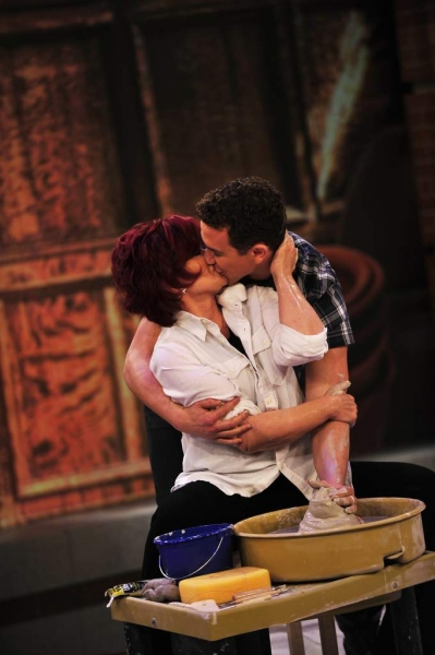 Richard Fleeshman, Sharon Osbourne