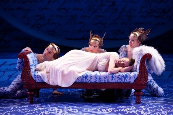 Spirits:Joshua Dean, Jane Cracovaner, Annastasia Duffy. Sleeping: Sara Topham