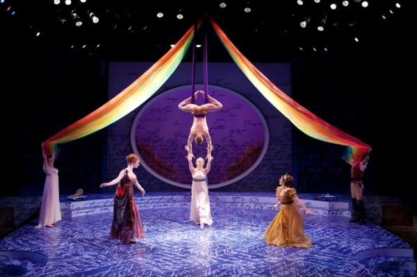 Photo Flash: Daniel Davis et al. in Hartford Stage's THE TEMPEST