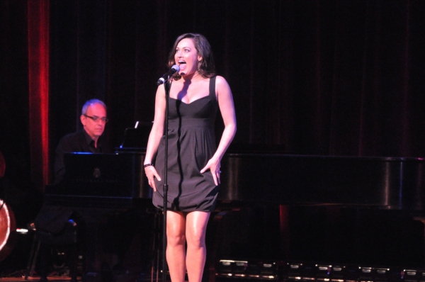 Ashley Brown at The Broadway Musicals of 1975 - Patrick Page & More!