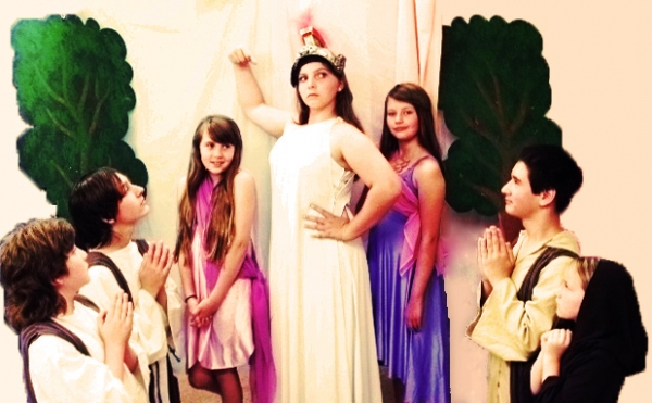 Kentwood Kids' GREECE THE MUSICAL Plays Now thru 6/16