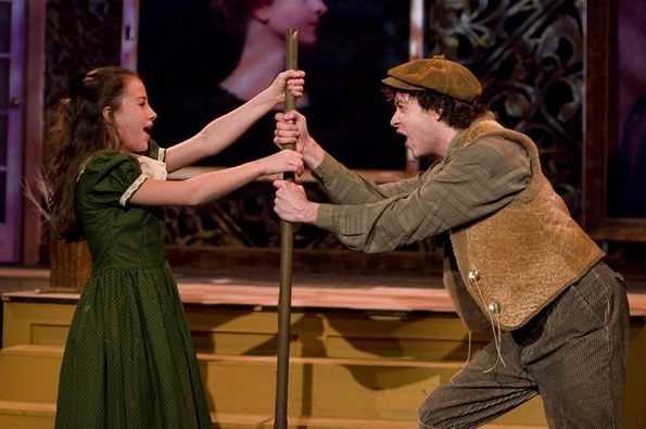 Photo Flash: First Look at APAC's THE SECRET GARDEN