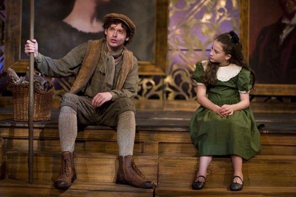 Michael Jennings Mahoney and Hannah Lewis