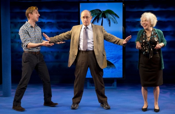 Photo Flash: First Look at OLD JEWS TELLING JOKES!
