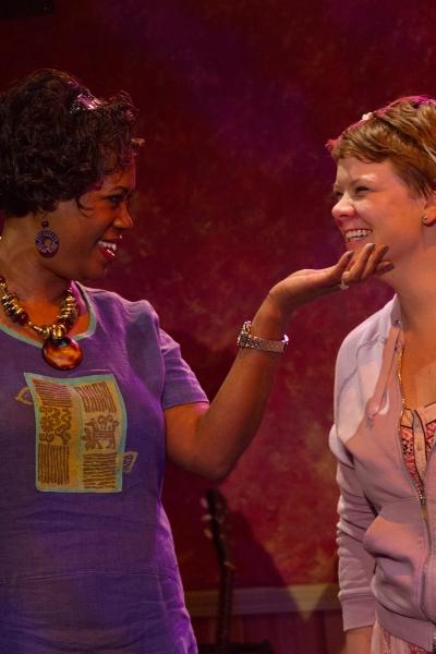Sherri Brown Webster, Heather Styka