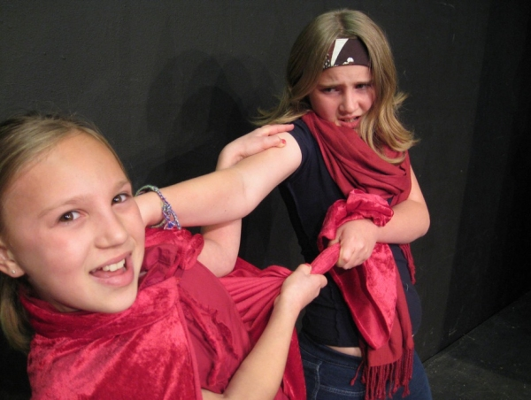 Photo Flash: Acorn Productions Closes Season with RED RIDING HOODS, Now thru 6/17