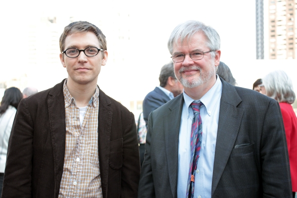 Greg Pierce, Christopher Durang at LCT Unveils the New Claire Tow Theatre