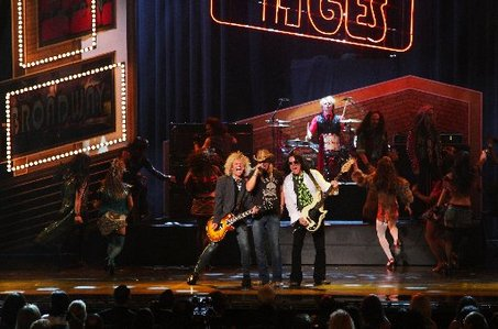 2012 Tony Awards Clip Countdown - Day 6: ROCK OF AGES Rocks Radio City