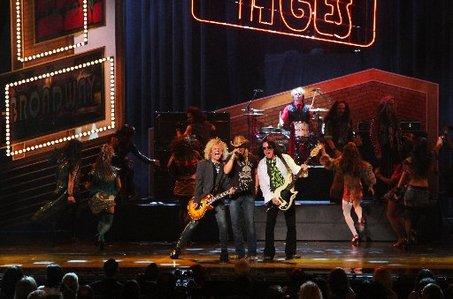 2012 Tony Awards Clip Countdown - Day 6: ROCK OF AGES Rocks Radio City
