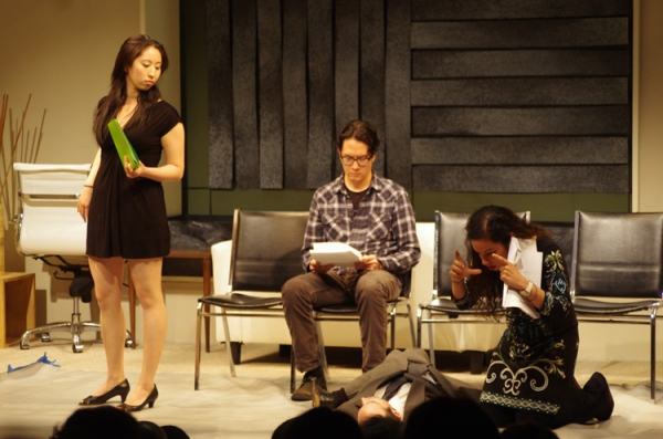 Josephine Huang, Matt Park, Ivano Pulito, and Sade Namei