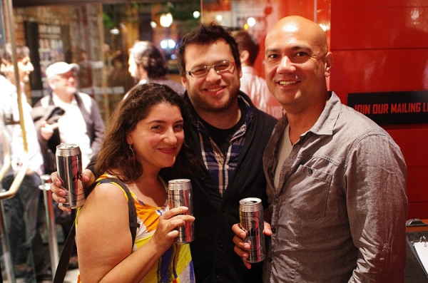 Photo Flash: Asian And...'s RIGHT HERE WRITE NOW at Cherry Lane Theater - Eugene Oh, Diane Phelan, Matt Park & More