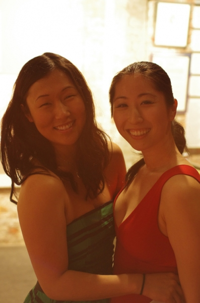 Cleo Gray and Josephine Huang