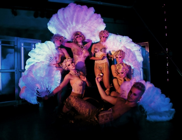 Photo Flash: Company XIV's Baroque Burlesque Opera JUDGE ME PARIS Opens Tonight in Brooklyn