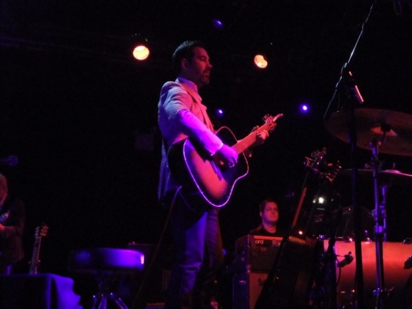 Duncan Sheik at Ruby Froom Makes Highline Ballroom Debut at Suzanne Vega/Duncan Sheik