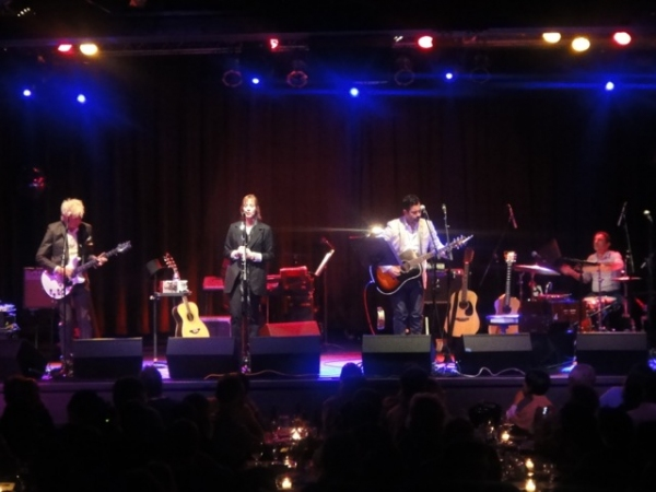Photo Flash: Ruby Froom Makes Highline Ballroom Debut at Suzanne Vega/Duncan Sheik