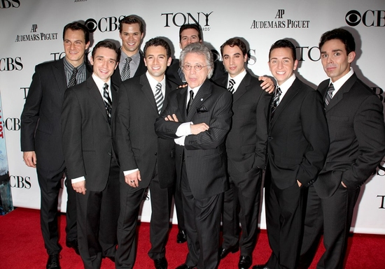 2012 Tony Awards Clip Countdown - Day 7: Oh, What JERSEY BOYS!
