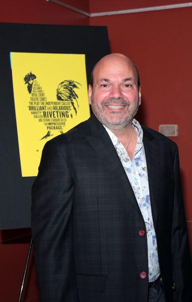 Casey Nicholaw at Mike Bartlett's COCK Opens Off Broadway