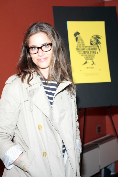 Amanda Peet at Mike Bartlett's COCK Opens Off Broadway