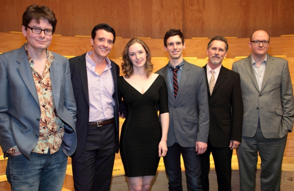 James Macdonald, Jason Butler Harmer, Amanda Quaid, Cory Michael Smith, Cotter Smith, Mike Bartlett