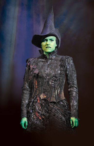 Photo Flash: Nicole Parker Joins National Tour of WICKED as 'Elphie' in Denver Tonight, 5/18