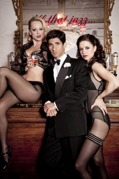 Raza Jaffrey at First Look at SMASH's Raza Jaffrey as CHICAGO'S 'Billy Flynn'