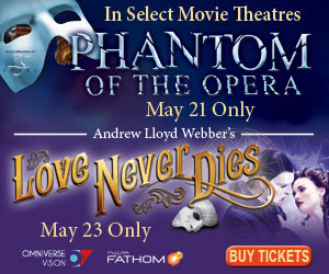 FLASH: Andrew Lloyd Webber Writes The Music Of The Night