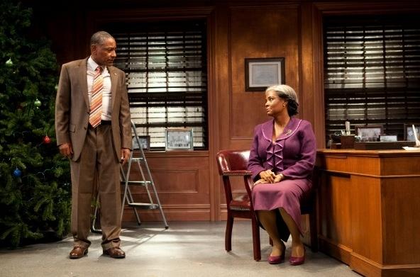 Photo Flash: Tonya Pinkins, Bob Dishy, et al. in Atlantic Theatre Company's STOREFRONT CHURCH