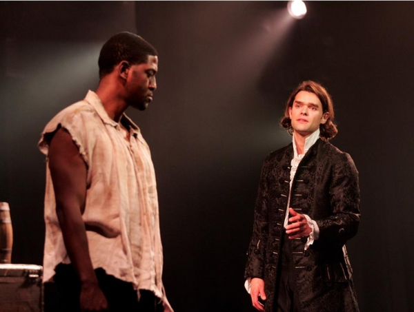 Photo Flash: Goodspeed's AMAZING GRACE- All the Shots!