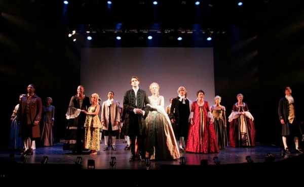Photo Flash: First Look at Goodspeed's AMAZING GRACE!