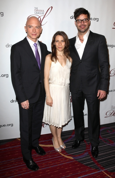 Photo Coverage: The Drama League Awards 2012 - The Gentlemen