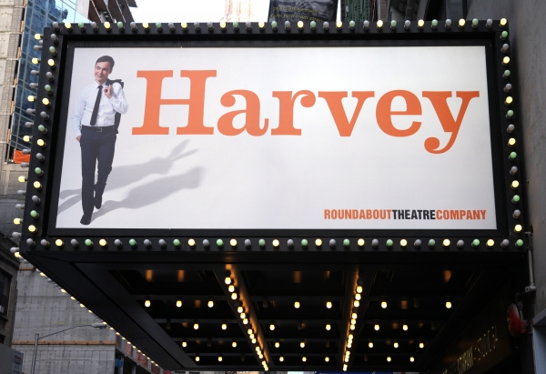 Up On The Marquee: HARVEY!