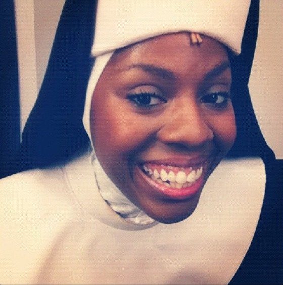 SISTER ACT's Sidonie Smith in Vienna Photo