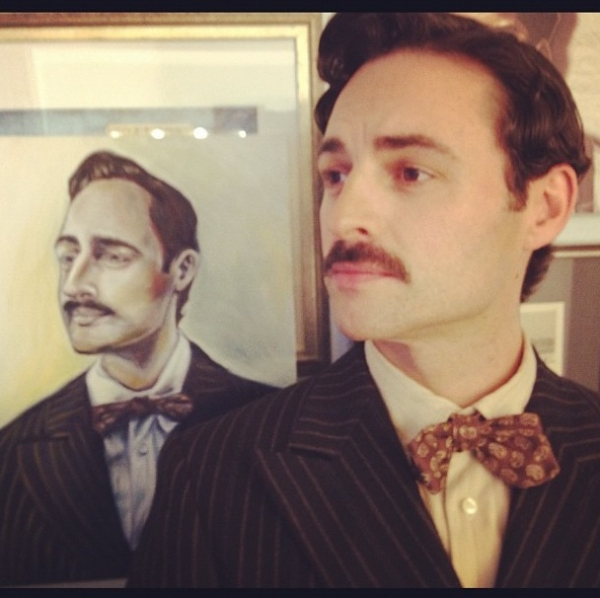 Photo Flash: New Saturday Intermission Pics - HOW TO SUCCEED, NEWSIES, BOOK OF MORMON and More!