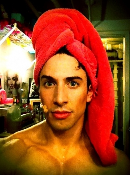 PRISCILLA, QUEEN OF THE DESERT's Nick Adams ‏