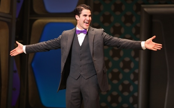 Photosback: HOW TO SUCCEED Closes Today; A Look Back at the Three Finches