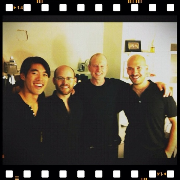 NEWSIES' Chris Kong, Mat Eisenstein ‏and Company