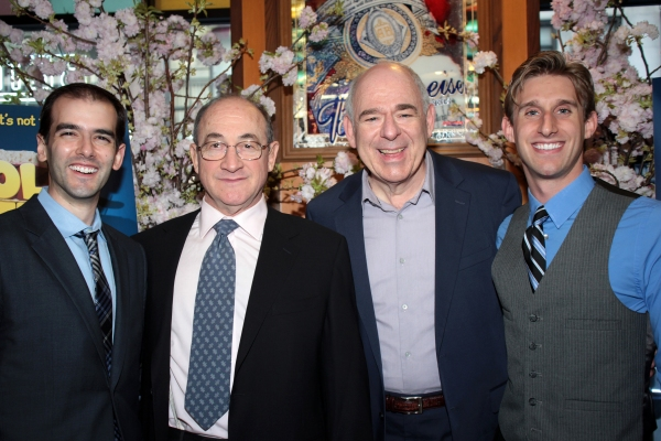 Photo Coverage: OLD JEWS TELLING JOKES Opens Off-Broadway