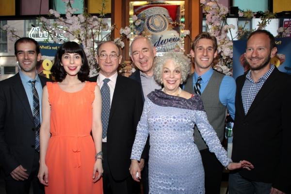 Marc Bruni, Audrey Lynn Weston, Todd Susman, Lenny Wolpe, Marilyn Sokol, Bill Army, S Photo