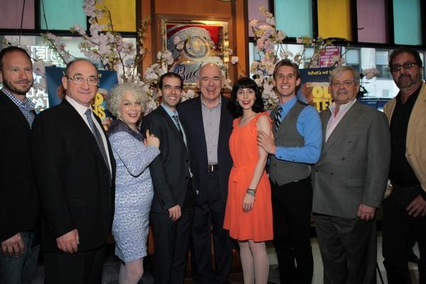 Sam Hoffman, Todd Susman, Marilyn Sokol, Marc Bruni, Lenny Wolpe, Audrey Lynn Weston, Photo